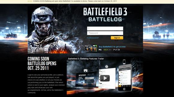 Battlefield 3 com serviço de assinatura paga? Battlelog-coming-soon