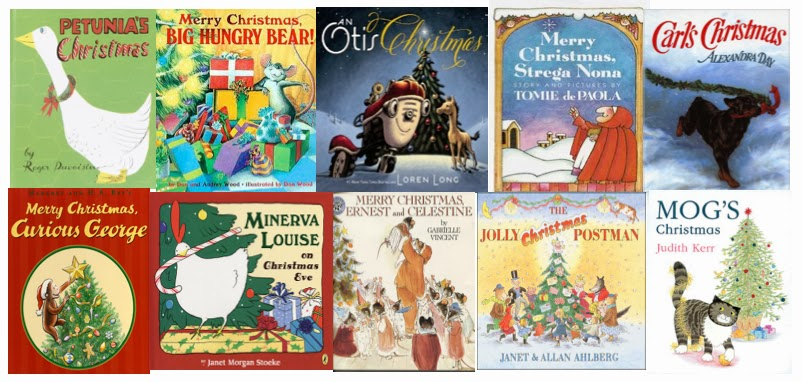 best christmas stories specific to already famous literary characters