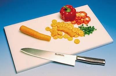 كيفية إزالة رائحة البصل و الثوم من لوحة تقطيح الخضر