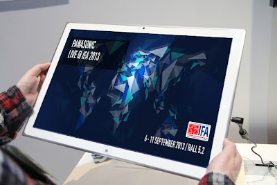 "Panasonic's new 20"" Inch Tablet with OLED_NewVijay"