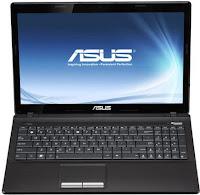 AMD Quad-Core A6-3420M notebook Asus K53TK-SX021V