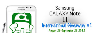 Win Samsung Galaxy Note 2