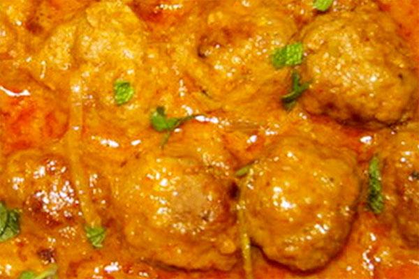 how to cook kofta curry