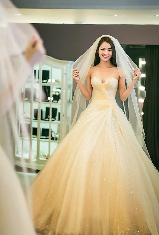 Cách chọn váy cưới cô dâu bạn nên biết2