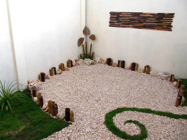 foto jardin pequeño conceptual bambu despues 1