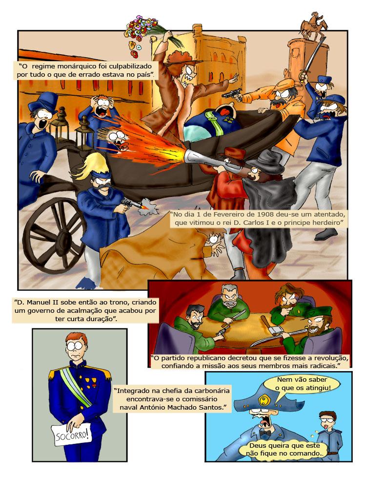 Era uma vez... A República - Pagina 2