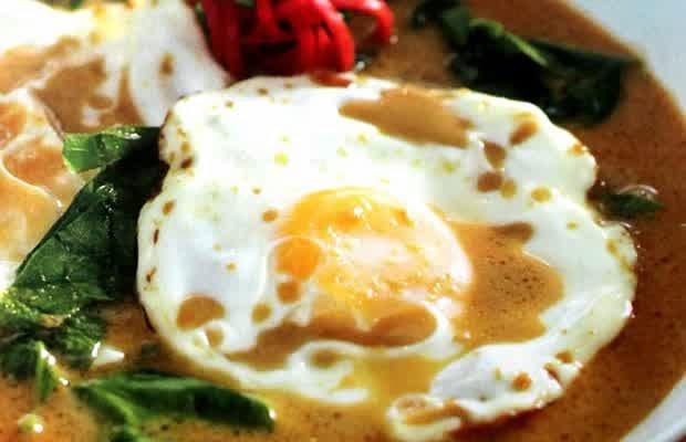 Resep Masakan Semur Telur Ceplok Mata Sapi