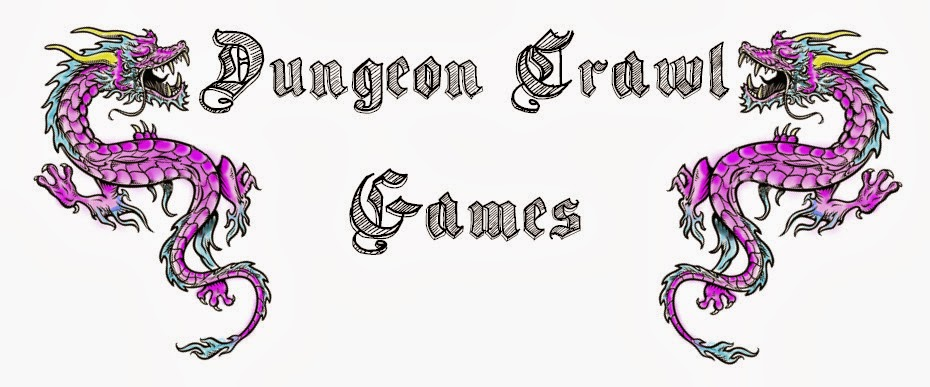 Dungeon Crawl Games