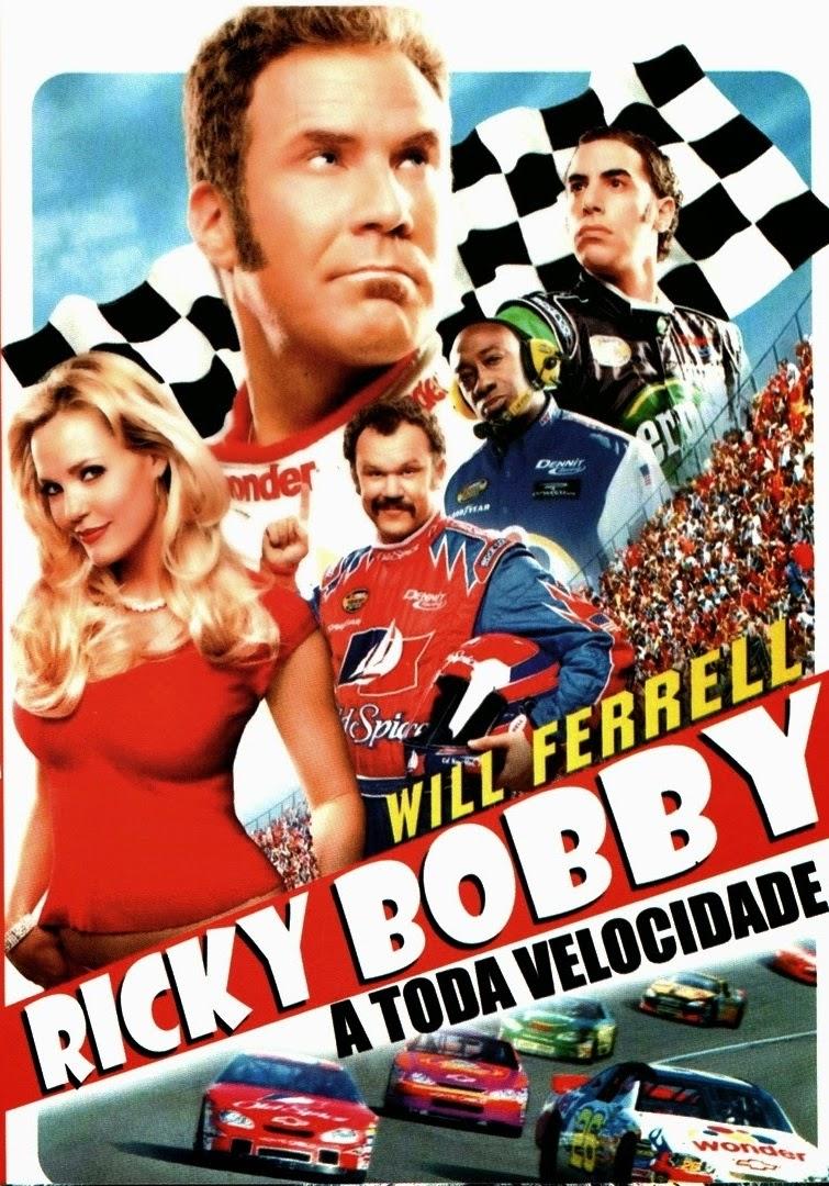 Ricky Bobby: A Toda Velocidade – Dublado (2006)