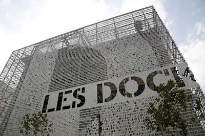 facade les docks marseille