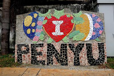 I love penyu
