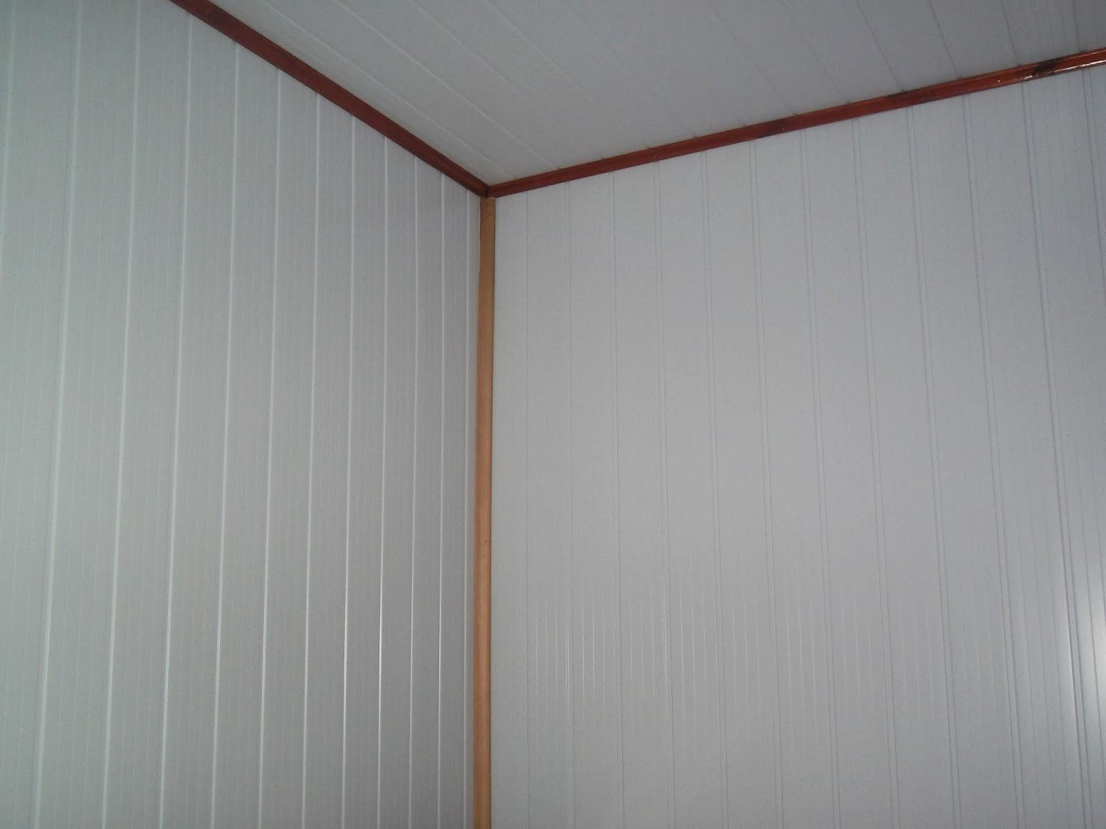 D core forrando paredes de madeira com forro de pvc for Lamas de pvc para paredes