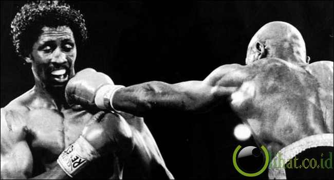 Marvin Hagler vs. Thomas Hearns