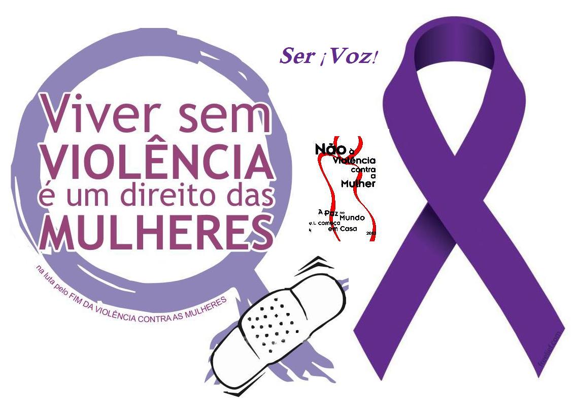 Viver sem violência: Direito de tod@s!