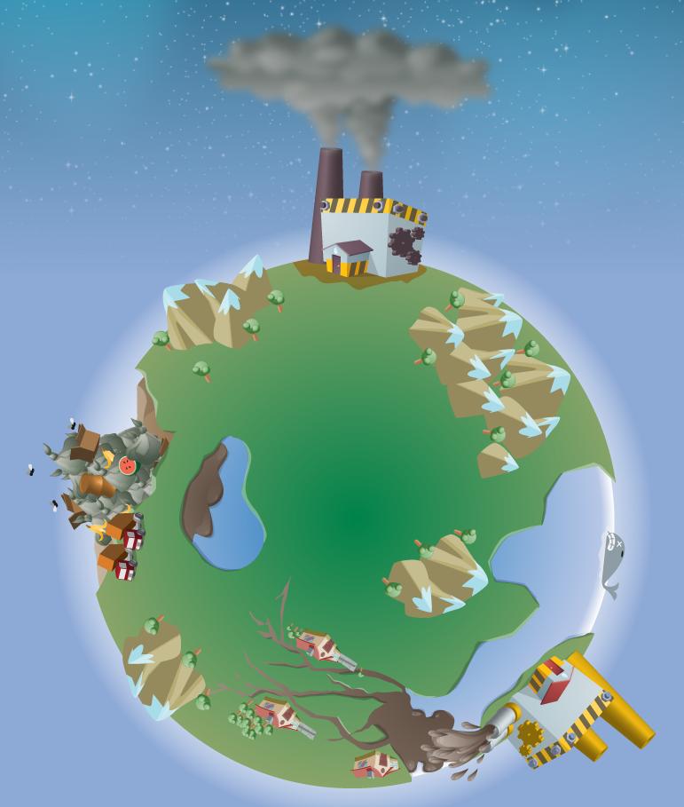 los problemas de la sociedad industrial: