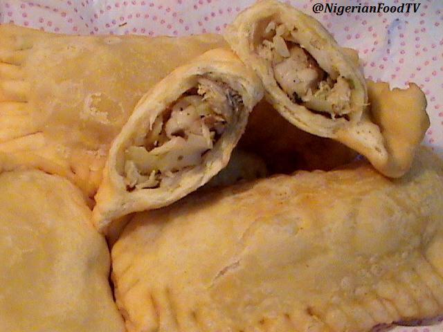 Nigerian Fish Pie, nigerian food recipes, nigerian food tv