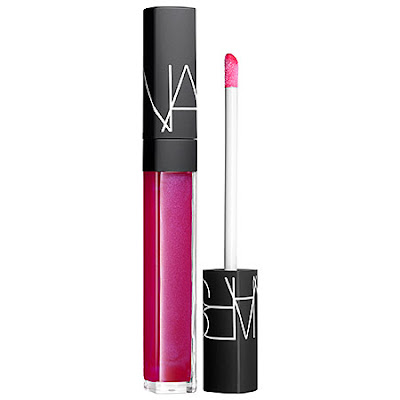 NARS, NARS Lip Gloss Easy Lover, lipgloss, lips, makeup