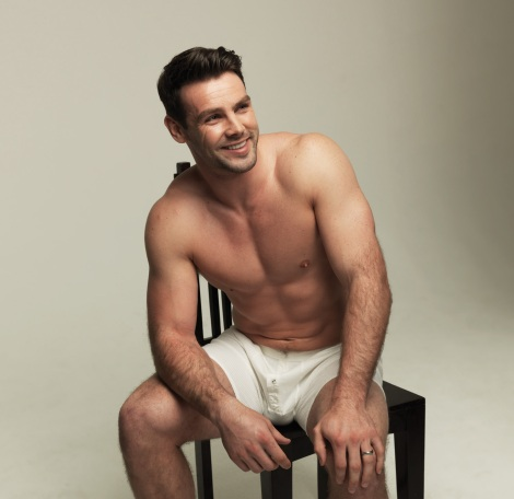 Ben Foden Shirtless