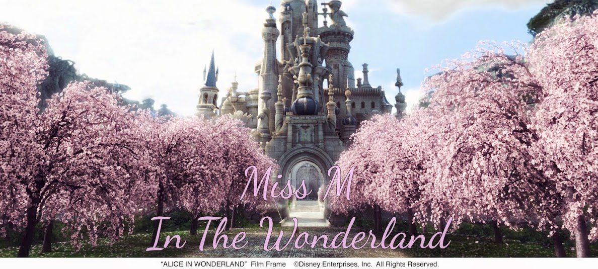 Miss M In The Wonderland