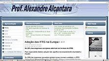 PROF. ALEXANDRE ALCÂNTARA
