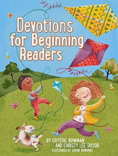 Devotions for Beginning Readers cover