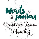 I proudly design for Words & Paintery