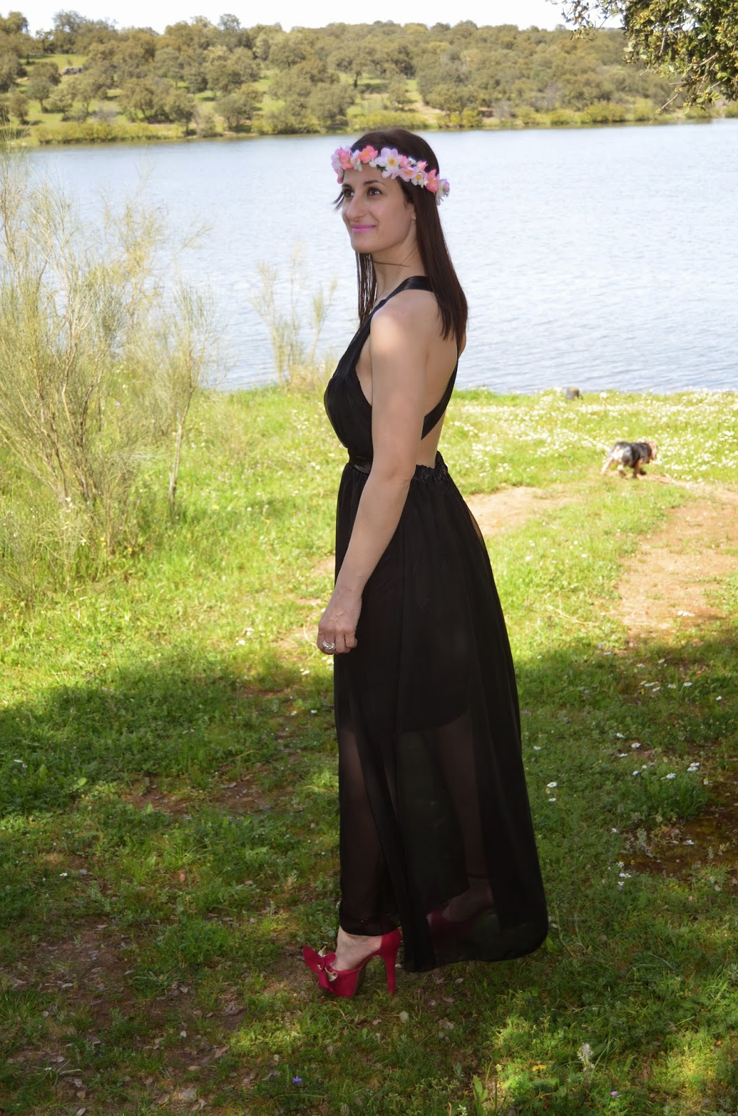 blogger_mibolsillodetrapillo_badajoz_vestidonegrolargo