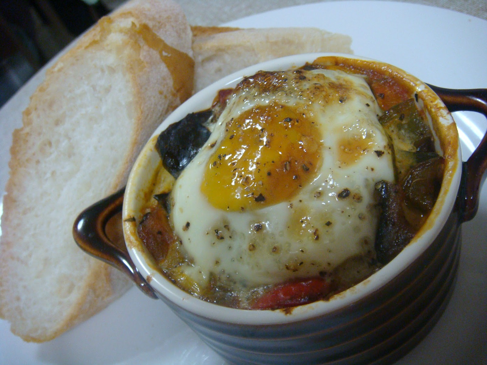 Saucy Thyme: Rustic Ratatouille