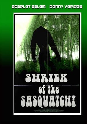 Shriek of the Sasquatch! (2011)