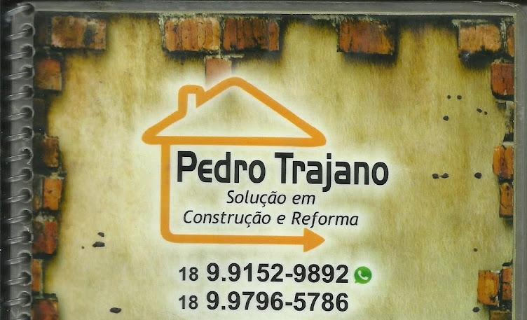 Pedro Trajano: Vendedor -  Serralheria & Vidraçaria (18) 9.9796 - 5786 / 9.9152 - 9892