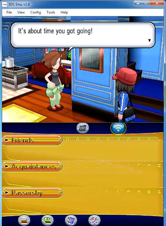 pokemon x rom download english