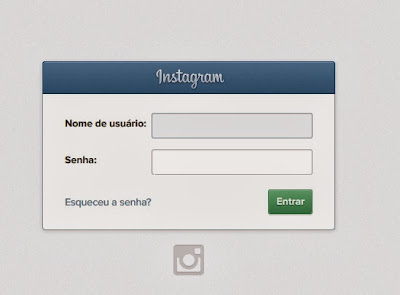 INSTAGRAM LOGIN PC