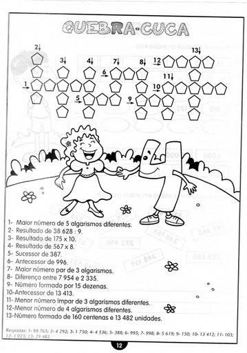 Atividades Matematica 2   Ao 5   Ano Exercicios  138