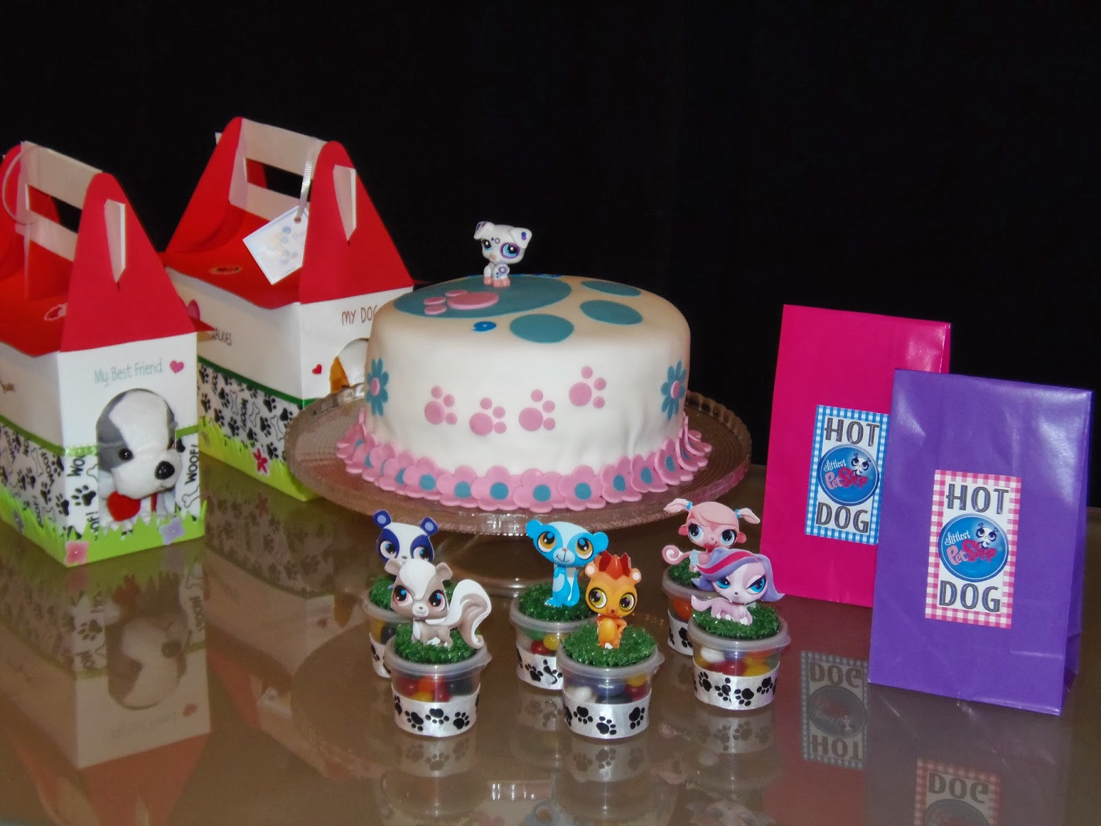 Dreams Factory: Littlest Pet Shop Birthday Party