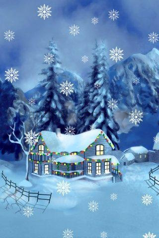 Christmas Wallpapers: April 2012