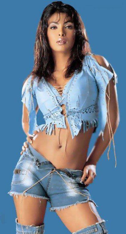 Priyanka Chopra Hot Navel
