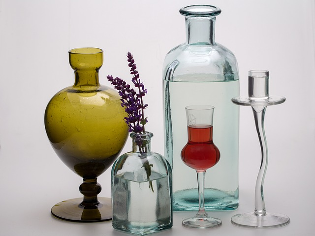 Vases  bouteilles originaux