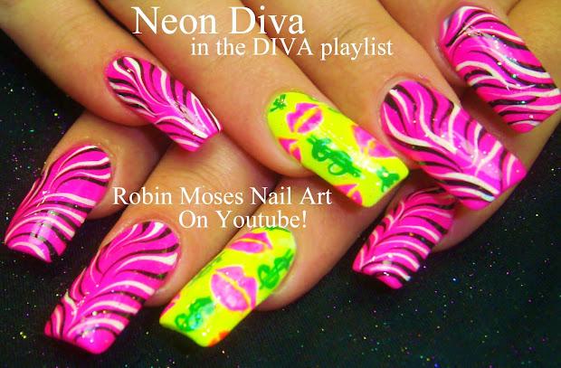 """robin moses nail art """"nail art"""""""