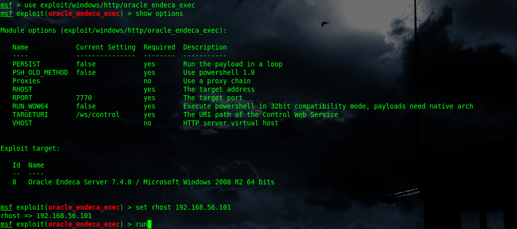 how to use metasploit rb file to exploit
