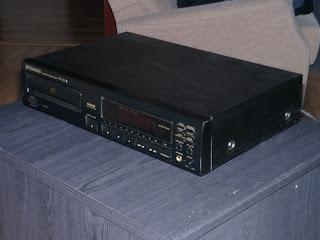 Moje klamoty: Pioneer PD-103