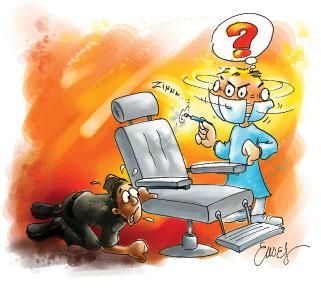Resultado de imagem para anestesia odontológica