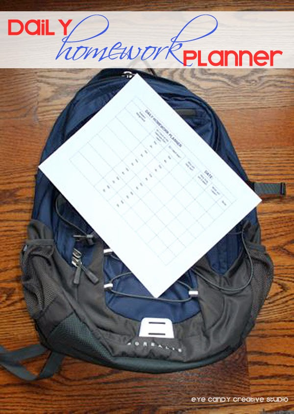 free download to help with homework, homework planner, freebie