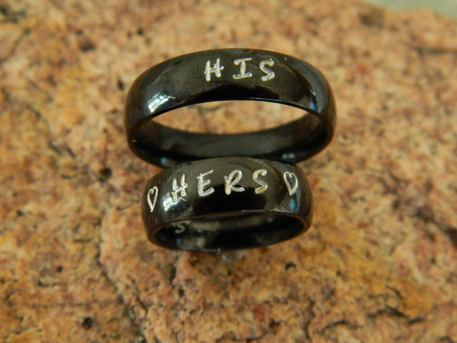 the meaning of matching promise rings for couples ring