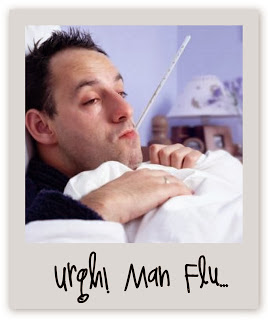 Man Flu, Survival, Blog, That Guy Luke, Illness