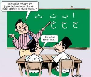 Pertumbuhan  Dan Perkembangan Pendidikan Islam Di Indonesia