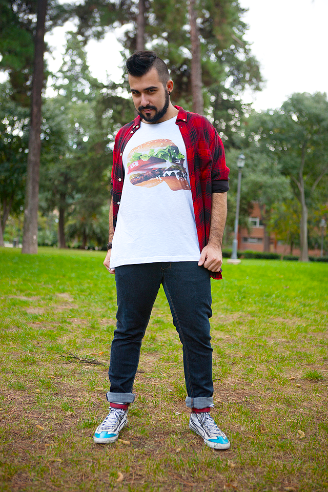 Bonjoufinesse, Fashion blogger, Outfit, Guy Overboard