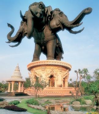 Elephant Erawan Museum
