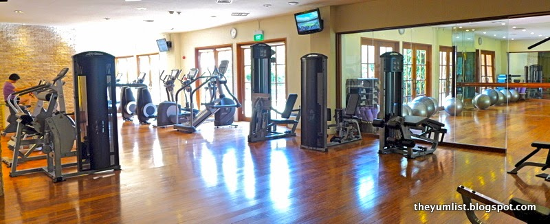 The Bay Club Fitness and Health Centre
