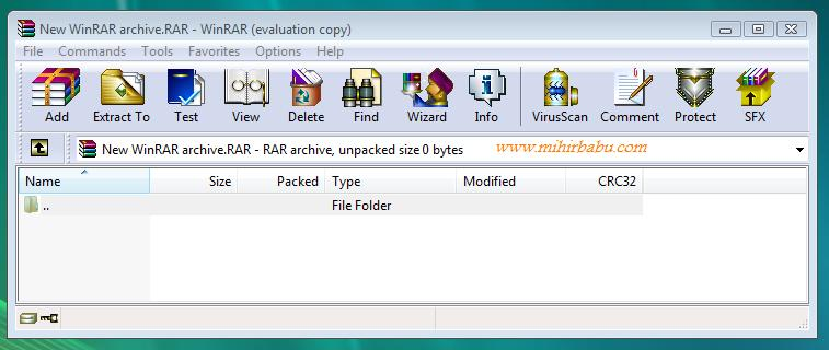 WinRAR- latest free download for Windows X86 & x64 (32-64 bit) in All