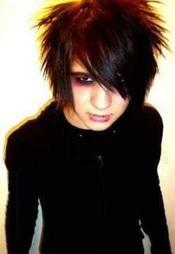 Emo Haircut